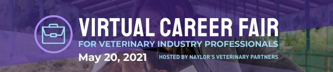 Veterinary Career Fair Banner