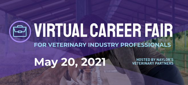 Veterinary Career Fair Banner