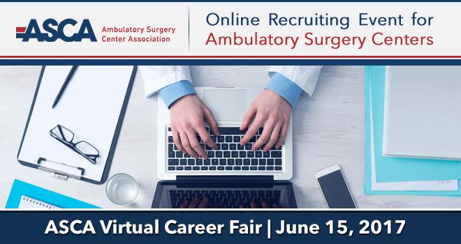 ASCA Virtual Career Fair Banner