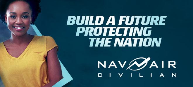 NAVAIR Fall 2021 Science, Engineering & Cybersecurity Virtual Career Fair Banner