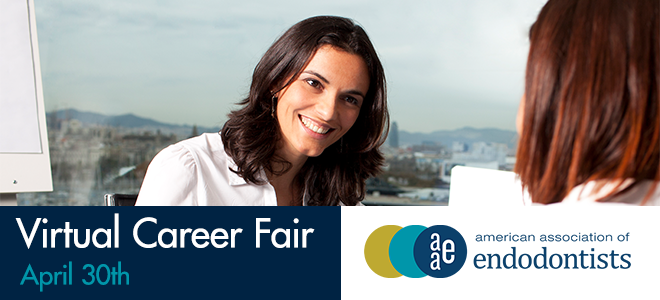 AAE Virtual Career Fair Banner