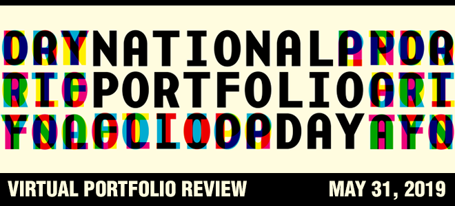 NPDA Virtual Portfolio Day Banner