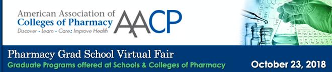 Pharmacy Grad School Virtual Fair Banner