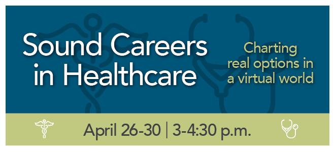 Sound Careers in Healthcare Week Banner