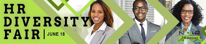 HR Diversity Virtual Career Fair Banner