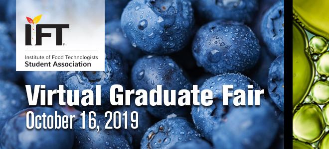 IFTSA Graduate Programs Virtual Fair Banner