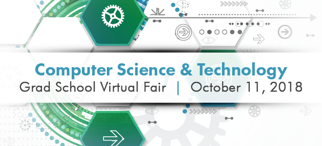 Computer Science & Technology Graduate School Virtual Fair Banner