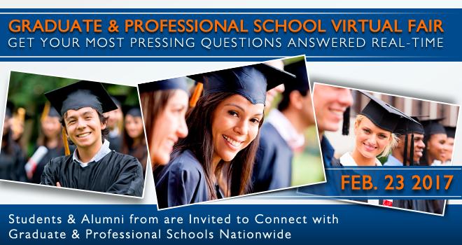 SEC & ACC Graduate & Professional School Virtual Fair Banner