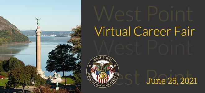 West Point AOG Tech Career Fair Banner