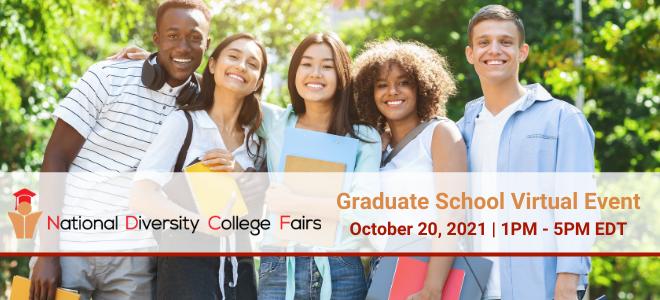 National Diversity Graduate School Event  Banner
