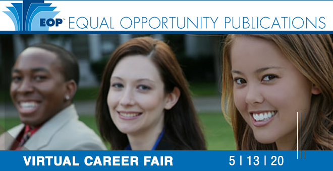 CAREERS & the disABLED Virtual Career Fair Banner
