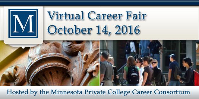 MPCCC Virtual Career Fair Banner