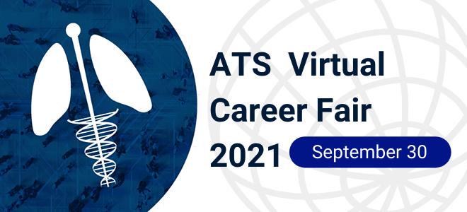 ATS Virtual Career Fair  Banner
