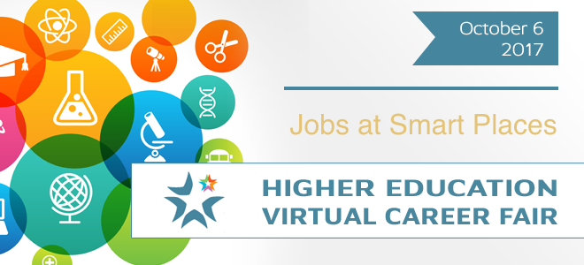 HERC Virtual Career Fair Banner