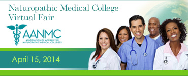 Go to the Naturopathic Medical College Virtual Fair website
