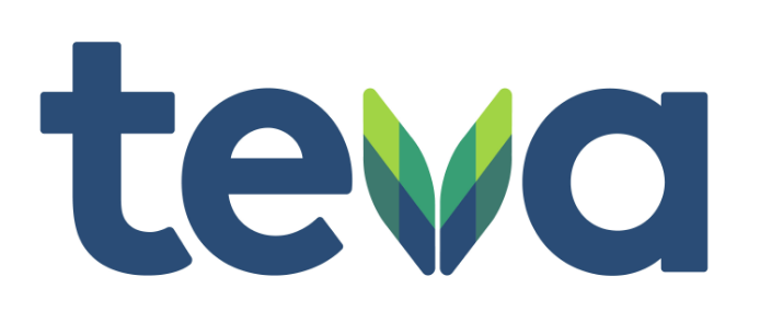 Teva Logo - Click to go to website