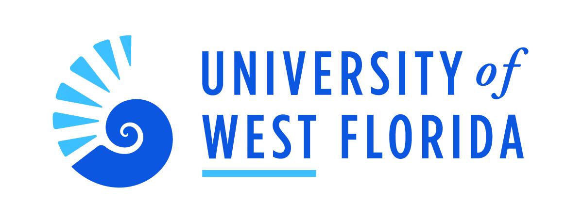 University of West Florida Logo - click to go to their website
