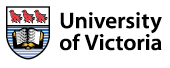 University of Victoria logo - click to open web site
