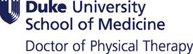 Go to the Duke University DPT website