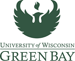 UW-Green Bay Logo - click to go to school's website