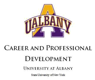 University at Albany Logo: Click to open university website