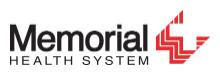 Go to Memorial Health System website