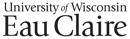 UW-Eau Claire Logo - click to go to school's website