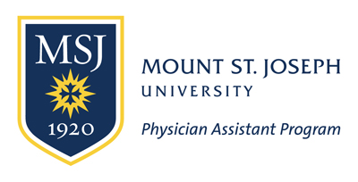 Go to Mt. Saint Joseph University's PA website