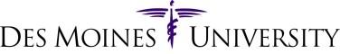 Go to the Des Moines University DPT website
