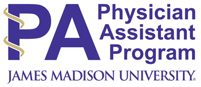 Go to James Madison's PA Program website