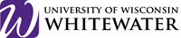 UW-Whitewater Logo - click to go to school's website