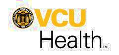 Go to VCU Health's' website