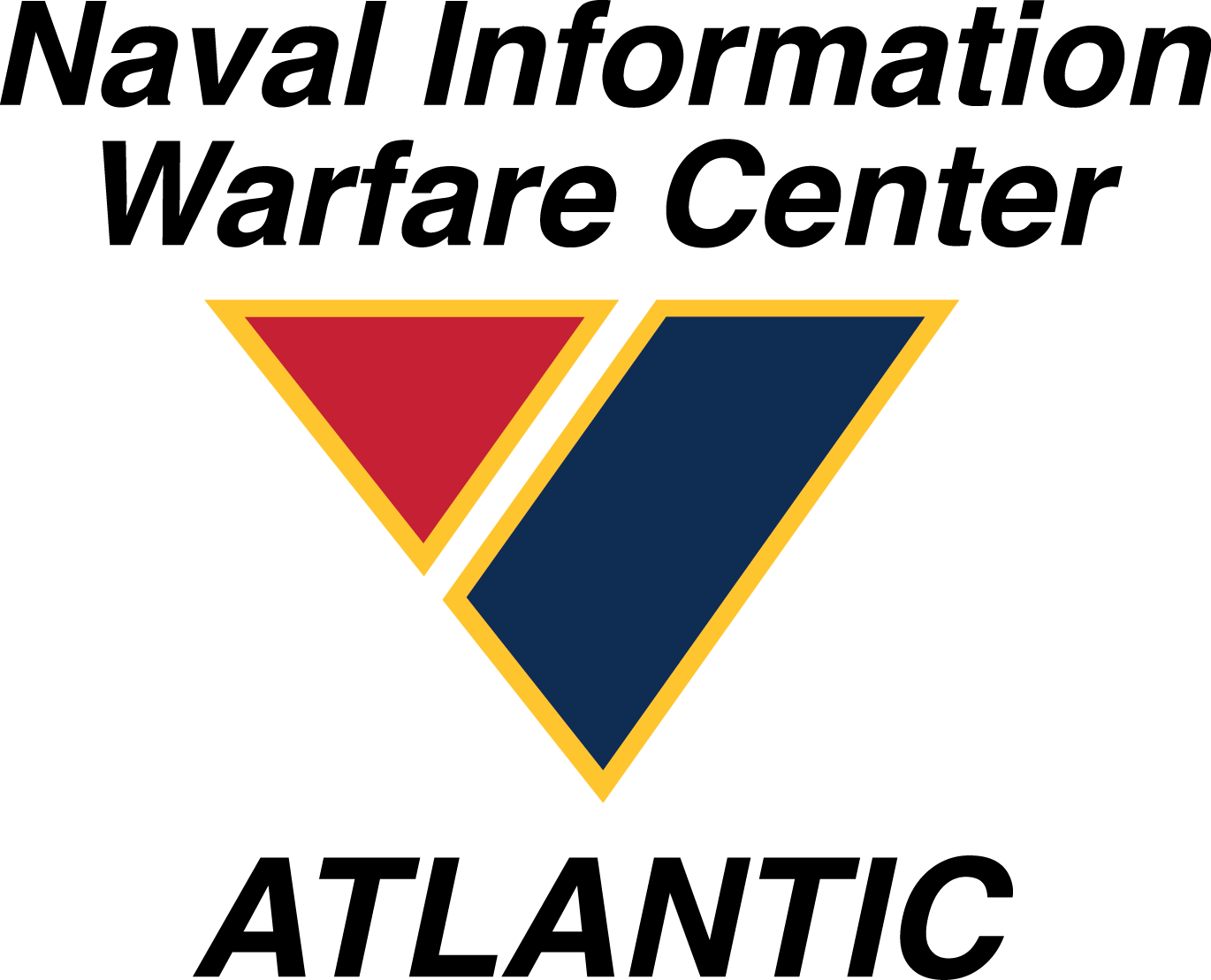 Naval Information Warfare Center Logo - Click to go to their website