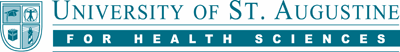 University of St. Augustine for Health Sciences Logo - click to go to their website
