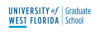 The University of West Florida Graduate School logo