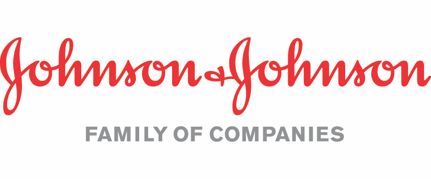 Johnson & Johnson logo - click to open web site