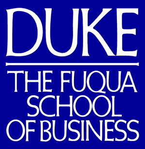 Duke University Logo: Click to open university website