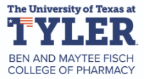 Go to the UT Tyler Ben and Maytee Fisch College of Pharmacy's website