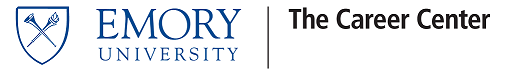 Emory University Career Center logo - click to open web site