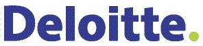 Deloitte Logo - click to visit their website