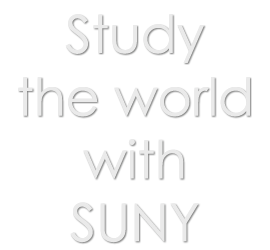 Graphic: Study the world with SUNY