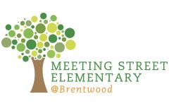 Meeting Street, Brentwood logo