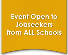 Event open to jobseekers from all schools